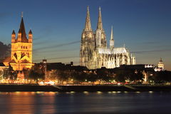 Cologne royaltyfria foton