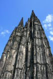 Cologne. A view of the Cologne Cathedral, Germany Royalty Free Stock Photo