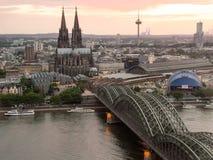 Cologne Arkivbild