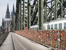 Cologne Royaltyfria Bilder