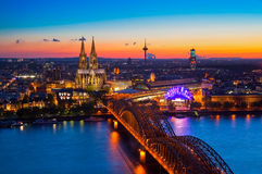 Cologne, Allemagne Photo stock