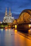 Cologne, Allemagne. Image libre de droits