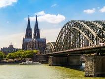 Cologne, Allemagne Image libre de droits