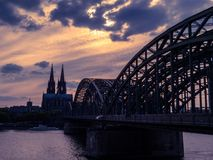 Cologne, Allemagne photographie stock