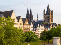 Cologne, Allemagne Image stock