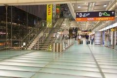 Cologne Bonn Airport interior Stock Photos