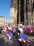 Cologne Carnival Royalty Free Stock Images