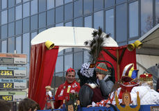 Cologne Carnival Stock Photo