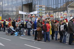 Cologne carnival Stock Photography