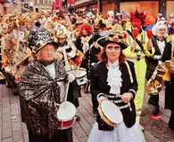 Cologne Carnival parade Stock Photography