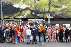 Cologne carnival Royalty Free Stock Photography