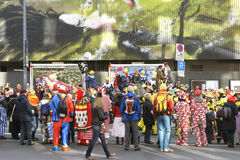 Cologne carnival Royalty Free Stock Photos
