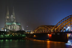 Free Cologne Cathedral Stock Photos - 1415473