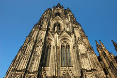 Cologne Cathedral. The Cologne Cathedral in Germany stock photos