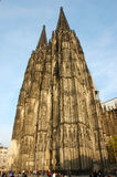 Cologne Cathedral. The Cologne Cathedral in Germany Stock Photo