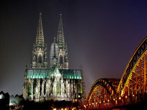 Free Cologne Cathedral Royalty Free Stock Photography - 1557957