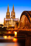 Cologne Cathedral royalty free stock image