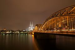 Cologne cathedral Stock Photography