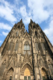 Cologne cathedral Royalty Free Stock Photo