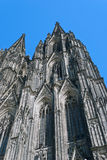 Cologne Cathedral. (German: Koelner Dom, officially Hohe Domkirche St. Peter und Maria, English: High Cathedral of Sts. Peter and Mary), a Roman Catholic church Royalty Free Stock Photos