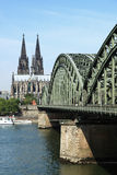 Cologne Cathedral in Cologne Stock Photography