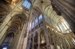 Cologne cathedral Stock Images
