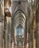 Cologne Cathedral Detail Royalty Free Stock Photography