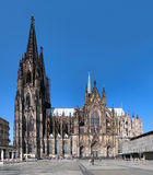 Cologne Cathedral, Germany. Cologne Cathedral on the south side, Germany Royalty Free Stock Photography
