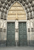 Cologne cathedral in germany Stock Images