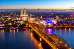 Cologne Cathedral Germany Stock Image