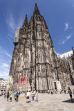The Cologne Cathedral, Germany Stock Image