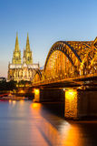 Cologne Cathedral Germany Stock Photography