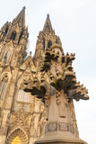 The Cologne Cathedral in Germany Stock Photography