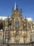 Cologne Cathedral, Germany. Royalty Free Stock Photos