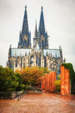 Cologne Cathedral, Germany Stock Images