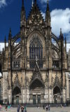 Cologne Cathedral. (High Cathedral of St. Peter) is a Roman Catholic Church in Cologne, Germany. It is the seat of the Archbishop of Cologne and the stock photos