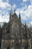 Cologne Cathedral at summer, Germany Stock Photography