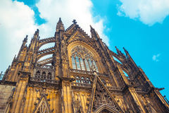 Cologne Cathedral. World Heritage Royalty Free Stock Images