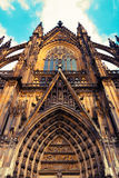 Cologne Cathedral. World Heritage Royalty Free Stock Image
