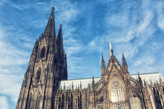 Cologne Cathedral. Stock Photos
