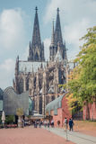 Cologne Cathedral. World Heritage. Royalty Free Stock Photos