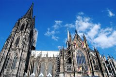 Cologne Cathedral03 Royalty Free Stock Photo
