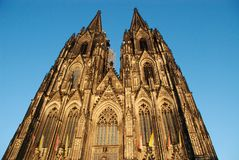 Cologne Cathedral26 Stock Photography