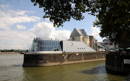 Cologne - chocolatemuseum Royalty Free Stock Photo