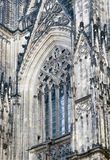 Cologne church details Royalty Free Stock Photos