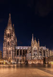 Cologne church, Germany Royalty Free Stock Image