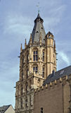 Cologne City Hall tower, Germany Royalty Free Stock Photos