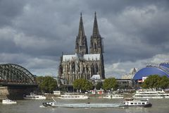 Cologne - Cologne Cathedral Stock Photo
