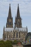 Cologne - Cologne Cathedral Royalty Free Stock Photo