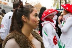 Cologne de Carneval Images stock